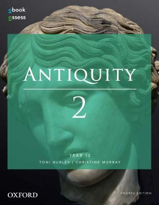Antiquity 2 Year 12 Student book + obook assess book