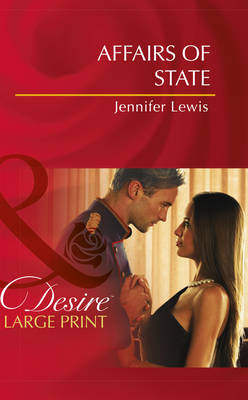 Affairs Of State by Jennifer Lewis