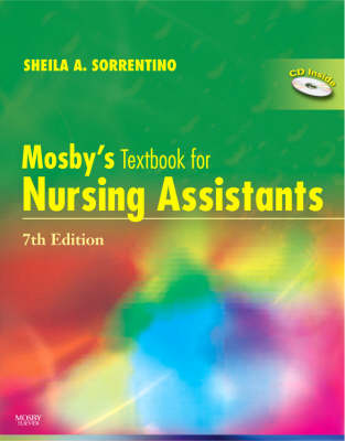 Mosby's Textbook for Nursing Assistants - Hard Cover Version by Sheila A. Sorrentino