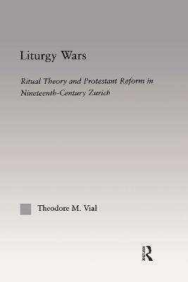 Liturgy Wars book