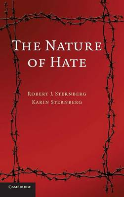 Nature of Hate book