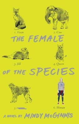 Female of the Species by Mindy McGinnis