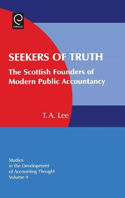 Seekers of Truth by Gary J. Previts
