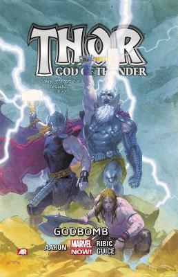 Thor: God of Thunder book
