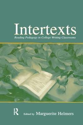 Intertexts by Marguerite Helmers