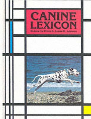 Canine Lexicon by Andrew De Prisco