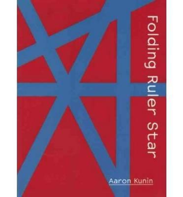 Folding Ruler Star by Aaron Kunin