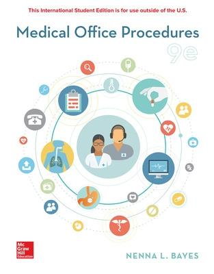ISE Medical Office Procedures book