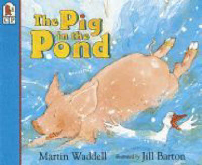 The Pig In The Pond With Cd by Martin Waddell