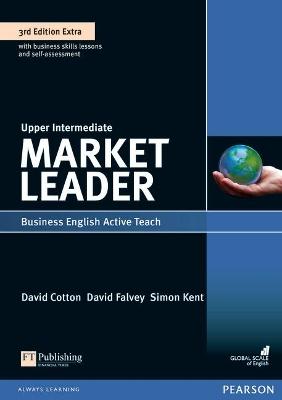 Market Leader 3rd Edition Upper Intermediate Active Teach by David Cotton