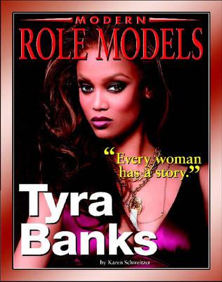 Tyra Banks by Karen Schweitzer