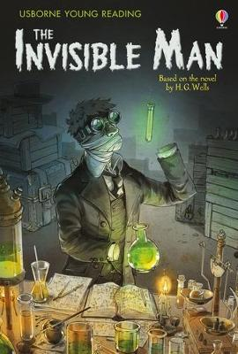 The Invisible Man by Alex Frith
