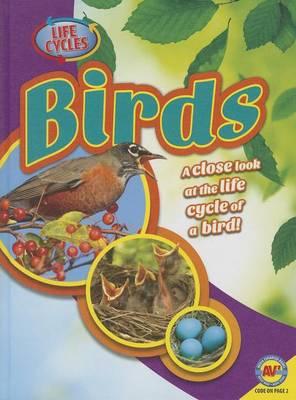 Birds by Steve Goldsworthy