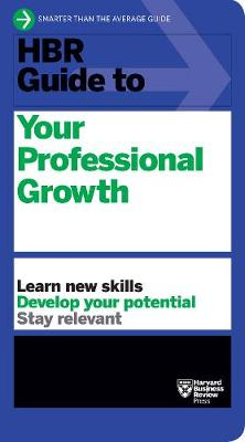 HBR Guide to Your Professional Growth book