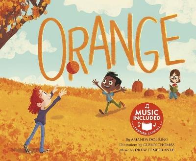 Orange by Amanda F Doering