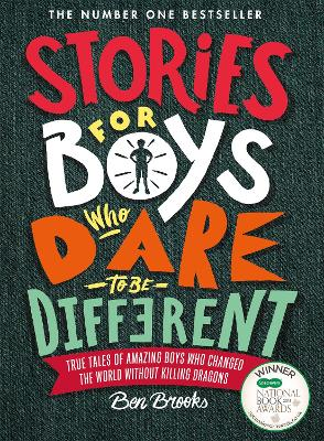 Stories for Boys Who Dare to be Different book
