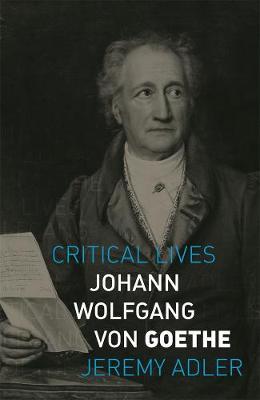 Johann Wolfgang von Goethe book