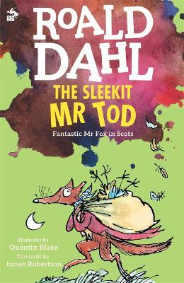 Sleekit Mr Tod by Roald Dahl