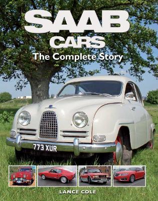 SAAB Cars book
