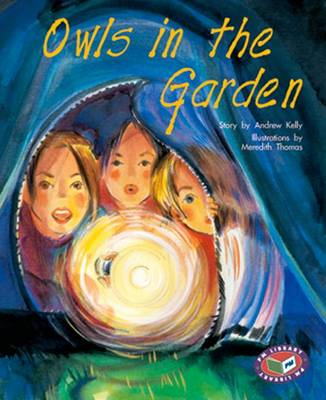 Owls in the Garden by Andrew Kelly