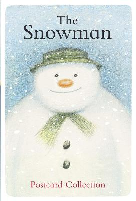 Postcards from the Snowman and the Snowdog book