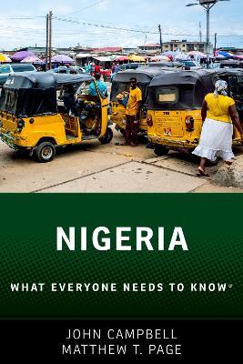 Nigeria by John Campbell