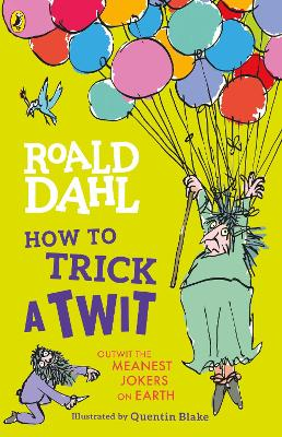 How to Trick a Twit book