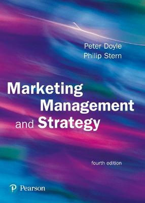 Marketing Management and Strategy book