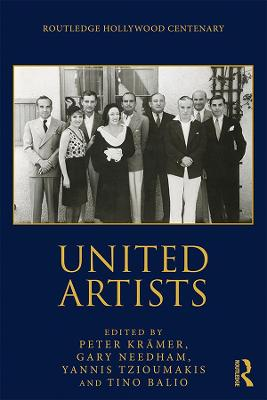 United Artists book