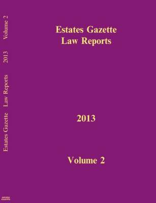 EGLR 2013 V2 book