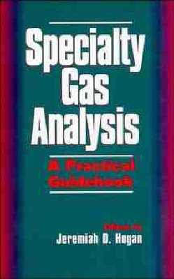 Speciality Gas Analysis by Jeremiah D. Hogan