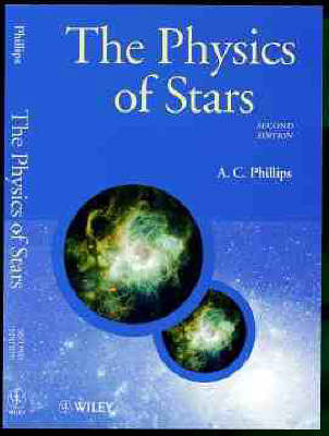 Physics of Stars book