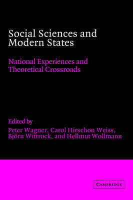 Social Sciences and Modern States by Peter Wagner