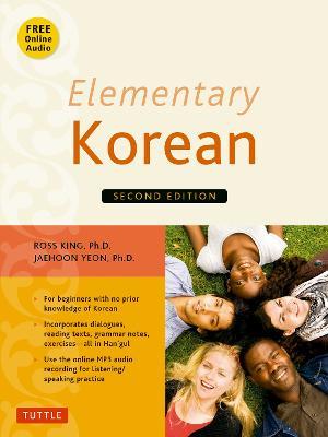 Elementary Korean by Ross King, Ph.D.