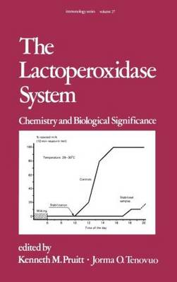 The Lactoperoxidase System by Kenneth Pruitt