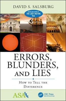 Errors, Blunders, and Lies by David S. Salsburg