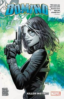 Domino Vol. 1: Killer Instinct by Gail Simone