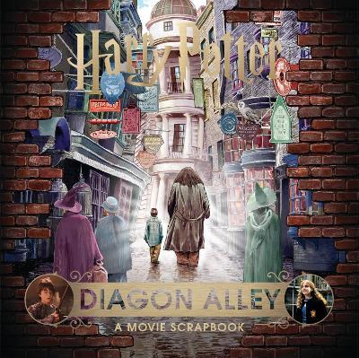 Harry Potter - Diagon Alley book