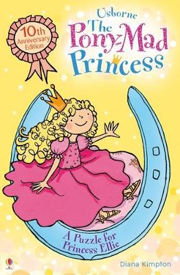 Puzzle for Princess Ellie by Diana Kimpton