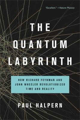 The Quantum Labyrinth: How Richard Feynman and John Wheeler Revolutionized Time and Reality by Paul Halpern