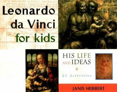 Leonardo da Vinci for Kids book