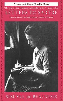 Letters to Sartre by Simone de Beauvoir