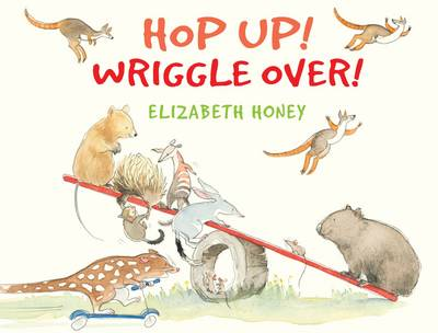 HOP Up! Wriggle Over! book