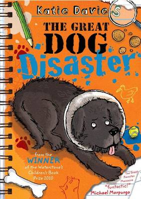 Great Dog Disaster by Katie Davies