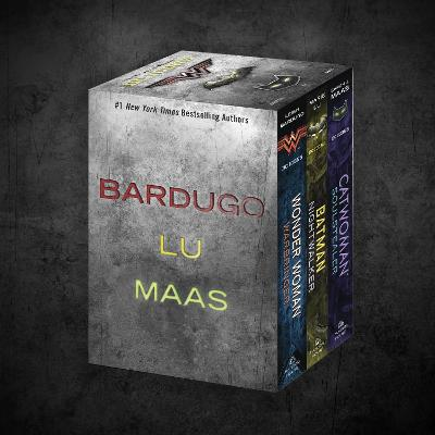 The DC Icon Series: Boxed Set by Leigh Bardugo