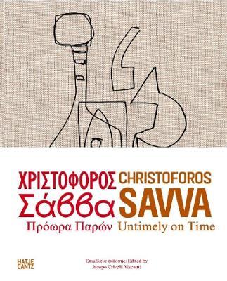 Christoforos Savva by Jacopo Crivelli Visconti