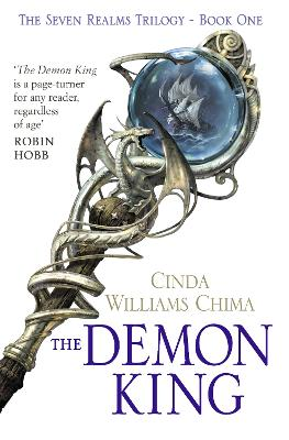 Demon King book