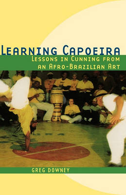 Learning Capoeira book