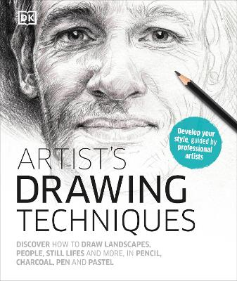 Artist's Drawing Techniques book