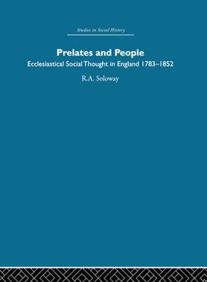 Prelates and People by R.A. Soloway
